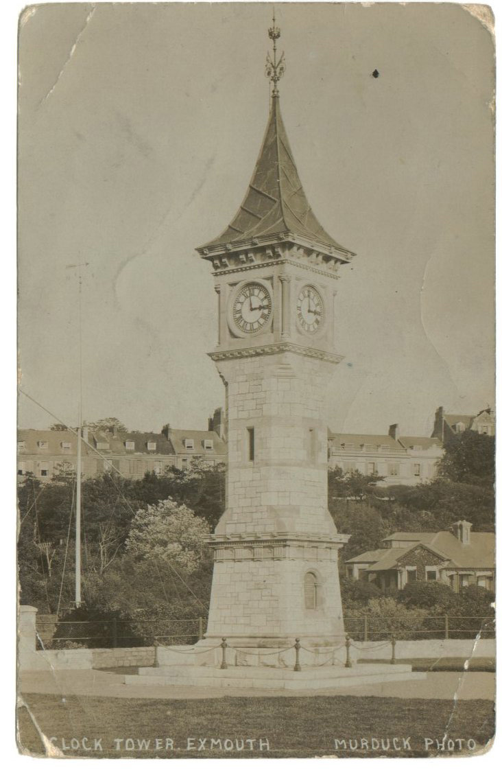 Clock Tower, Exmouth