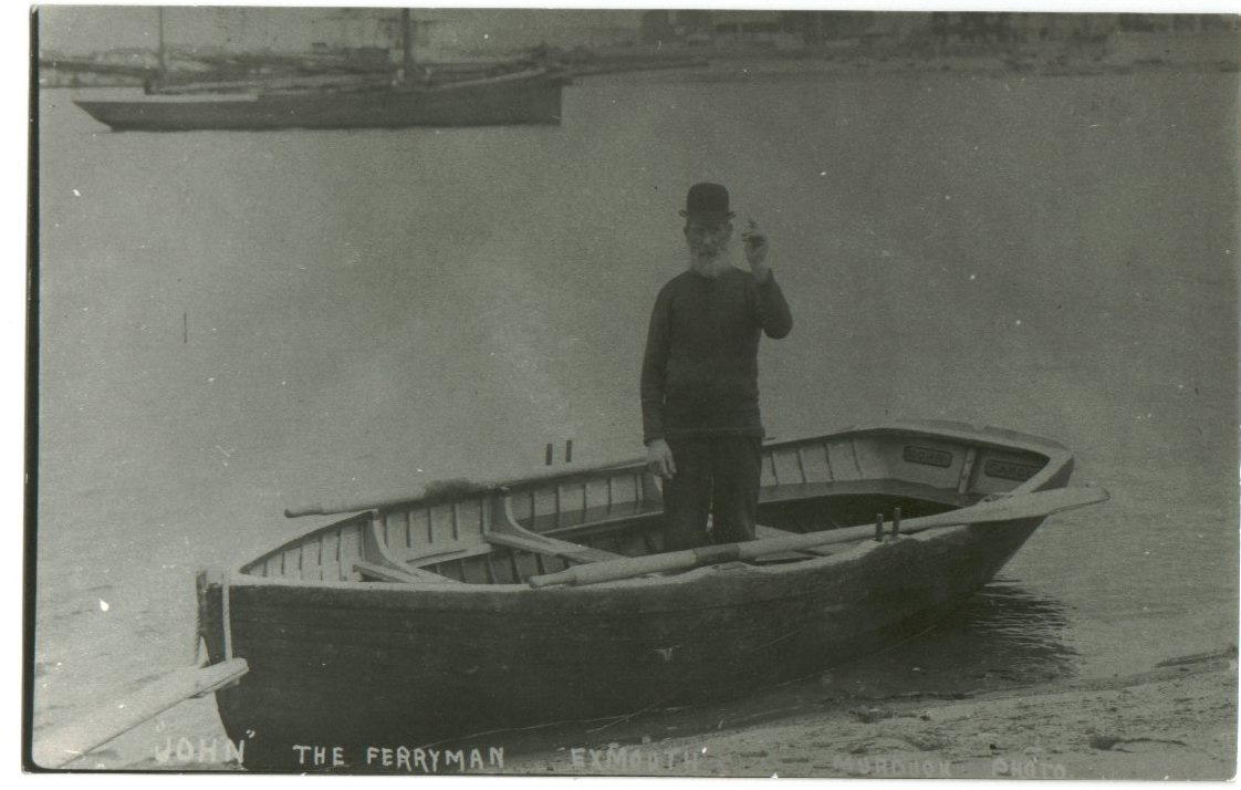 John the Ferryman, Exmouth